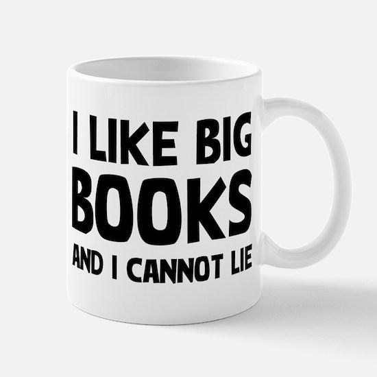 I Big Books Small Mugs