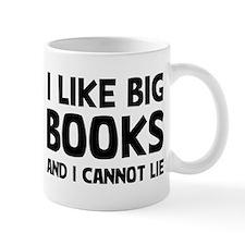I Like Books Mug