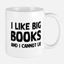 I Like Books Mug
