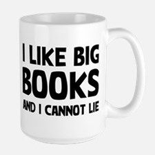I Big Books Mug
