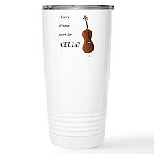Cello Room Travel Mug