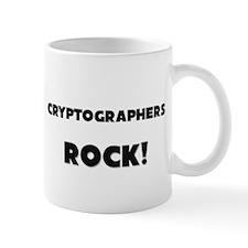 Cryptographers ROCK Mug