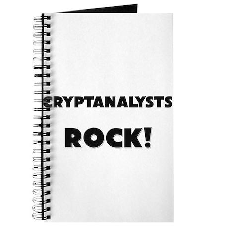 Cryptanalysts ROCK Journal