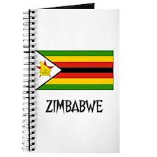 Zimbabwe Flag Journal