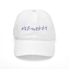 Michelle- bl-asl Baseball Cap