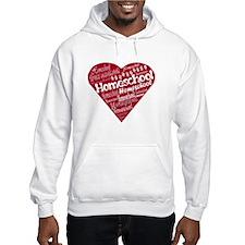 Homeschool Heart Hoodie