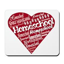 Homeschool Heart Mousepad