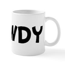 howdy Small Mug