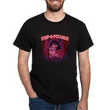 Strip-o-potamus T-Shirt