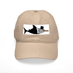 Shark Formal Baseball Cap