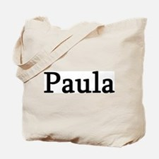 Paula - Personalized Tote Bag