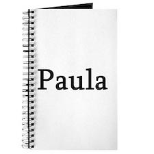 Paula - Personalized Journal