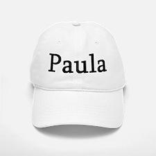 Paula - Personalized Baseball Baseball Cap
