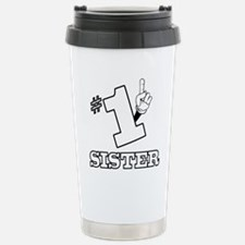 Cute 1 aunt Travel Mug