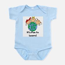 Fun to Learn Infant Bodysuit