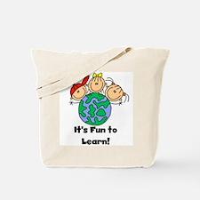 Fun to Learn Tote Bag