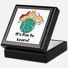 Fun to Learn Keepsake Box
