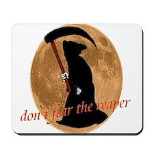 Halloween Moon don't fear the Mousepad