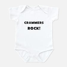 Crammers ROCK Infant Bodysuit