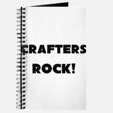 Crafters ROCK Journal