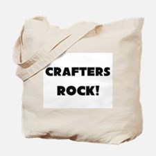 Crafters ROCK Tote Bag
