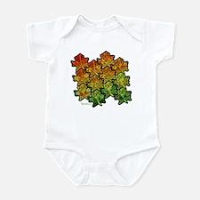 Celtic Leaf Transformation Infant Creeper