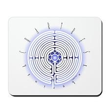 Archi-T, Chartres Labyrinth Mousepad
