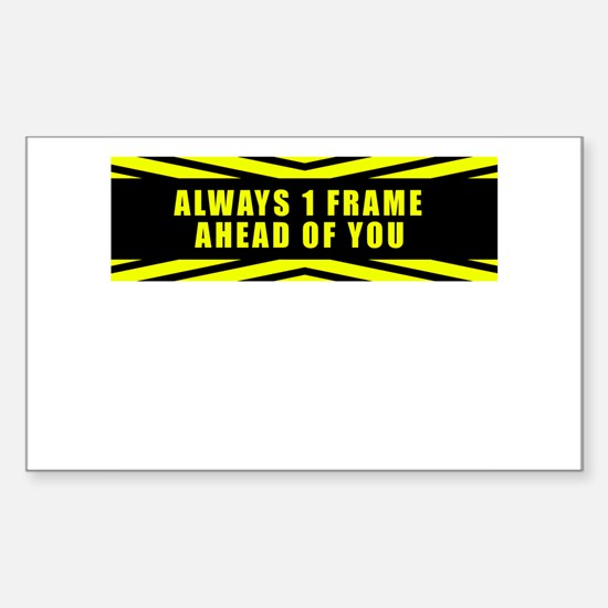 Get 1frame ahead Rectangle Decal
