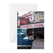 Pike Place Market Greeting Cards (Pk of 20)