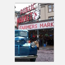 Pike Place Market Postcards (Package of 8)