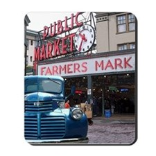 Pike Place Market Mousepad