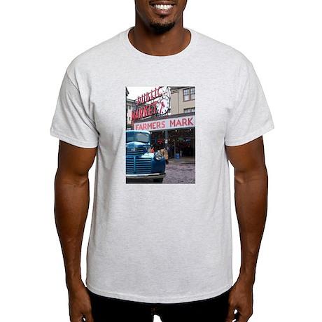Pike Place Market Light T-Shirt