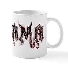 Obama Grunge Logo Mug