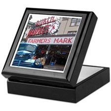 Pike Place Market Keepsake Box