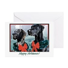 Happy Holidanes Greeting Cards (Pk of 10)