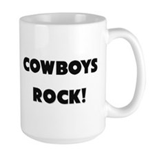 Cowboys ROCK Mug