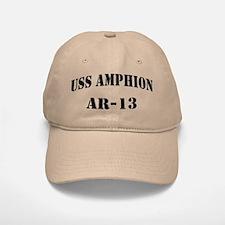 USS AMPHION Baseball Baseball Cap