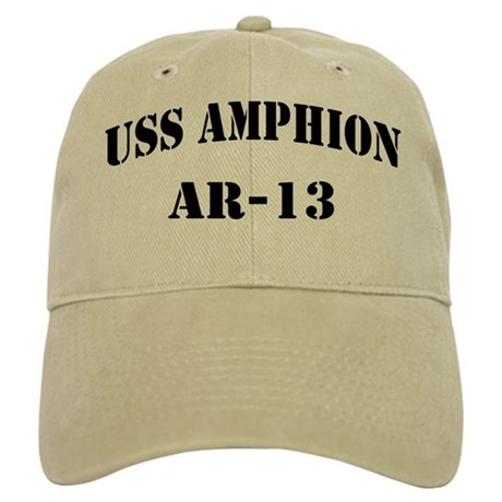 USS AMPHION Cap