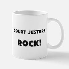 Court Jesters ROCK Mug