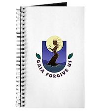 Gaia Forgive Us Journal