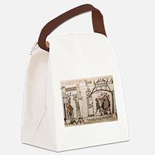 Halley's Comet 1066 Canvas Lunch Bag