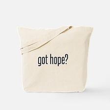 got hope? Tote Bag