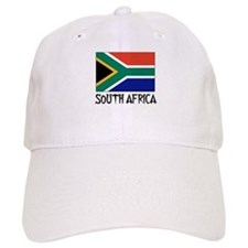 South Africa Flag Baseball Cap