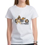 All American Harley Women's T-Shirt