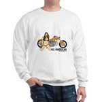 All American Harley Sweatshirt