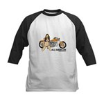 All American Harley Kids Baseball Jersey