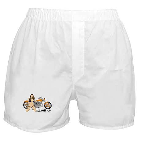 All American Harley Boxer Shorts