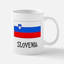 Slovenia Flag Mug