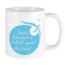 Seek, Discover & Fulfill Your Destiny Mug