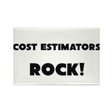Cost Estimators ROCK Rectangle Magnet